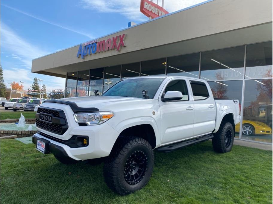 2017 Toyota Tacoma Double Cab from Roseville AutoMaxx