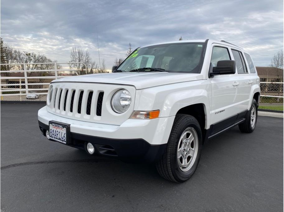 2015 Jeep Patriot from Roseville AutoMaxx