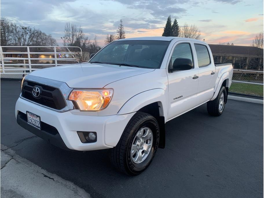2014 Toyota Tacoma Double Cab from Roseville AutoMaxx