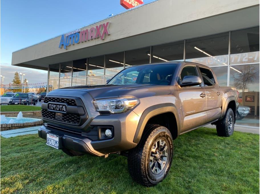 2018 Toyota Tacoma Double Cab from Roseville AutoMaxx
