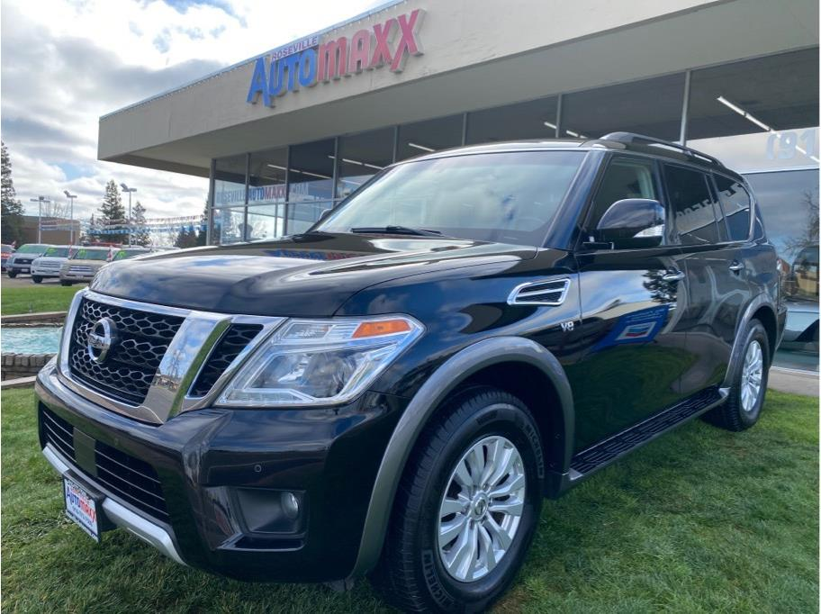 2017 Nissan Armada from Roseville AutoMaxx