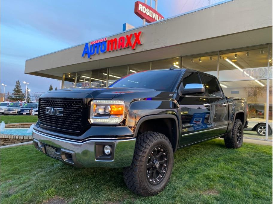 2015 GMC Sierra 1500 Crew Cab from Roseville AutoMaxx
