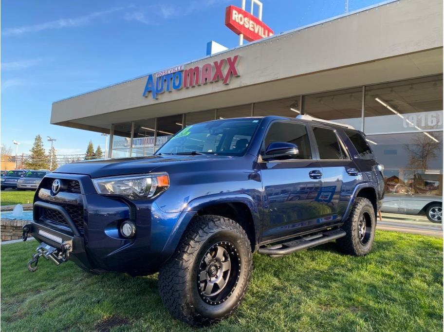 2018 Toyota 4Runner from Roseville AutoMaxx