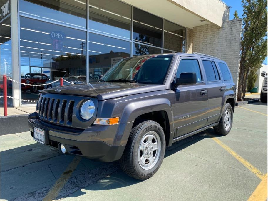 2016 Jeep Patriot from Roseville AutoMaxx
