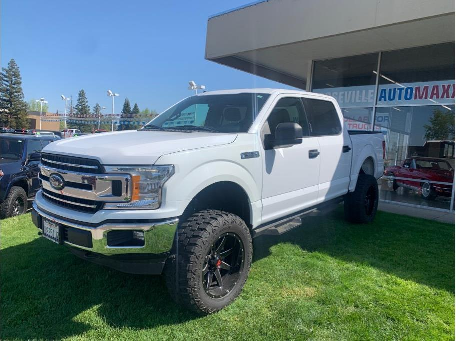 2018 Ford F150 SuperCrew Cab from Roseville AutoMaxx