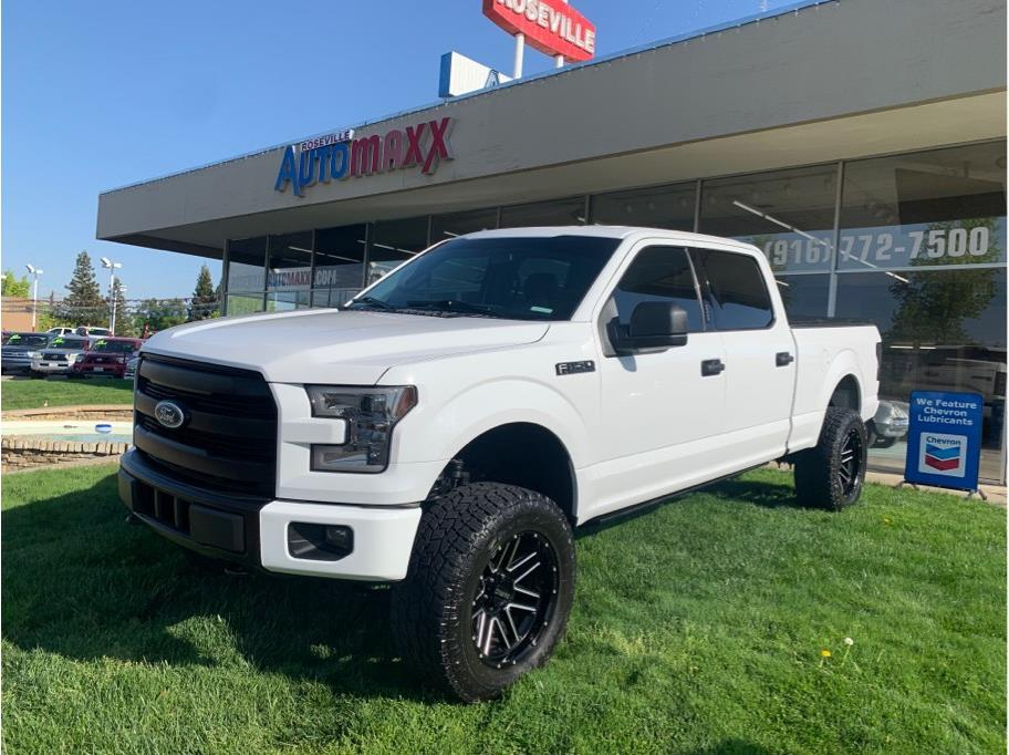 2016 Ford F150 SuperCrew Cab from Roseville AutoMaxx