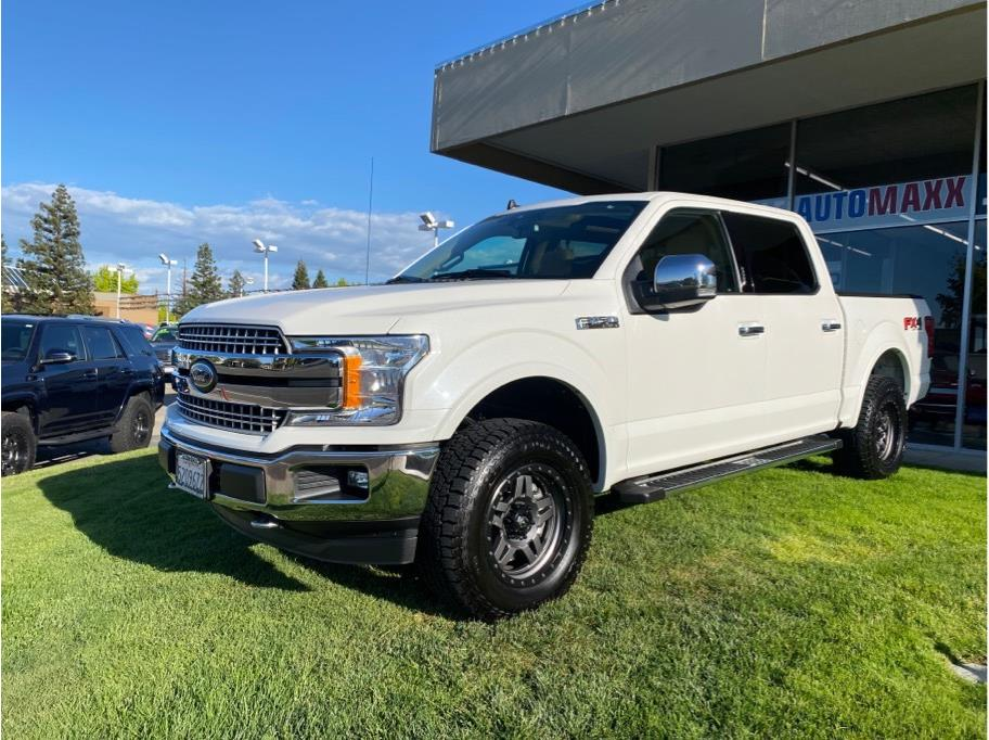2020 Ford F150 SuperCrew Cab from Roseville AutoMaxx