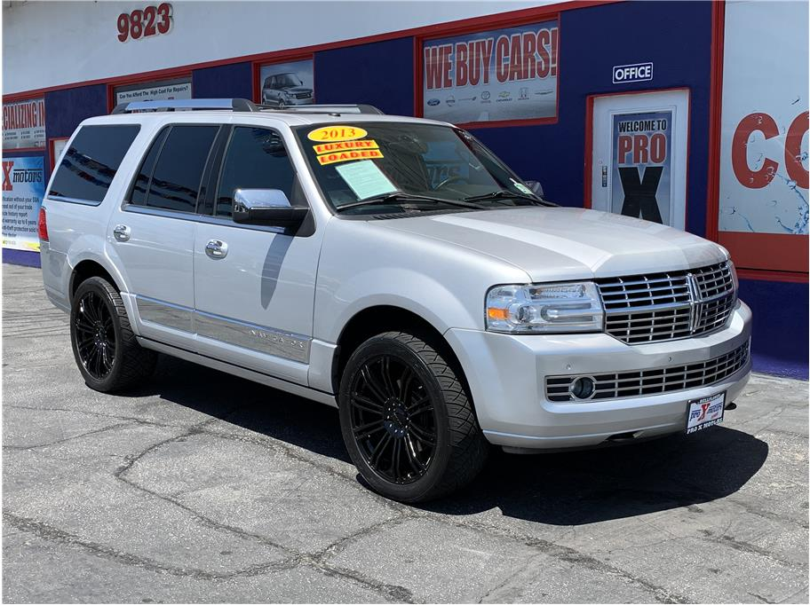 2013 Lincoln Navigator from Pro X Motors