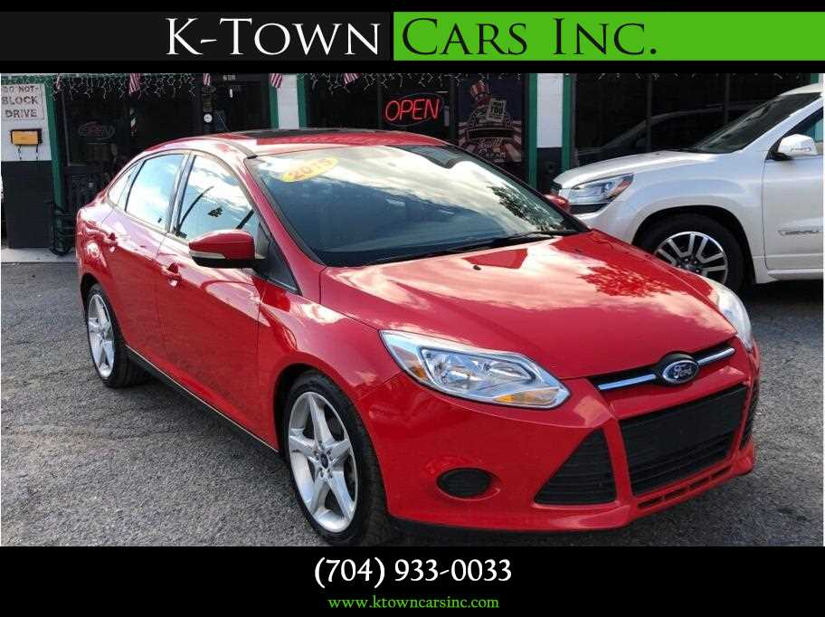 2013 Ford Focus from K-Town Cars