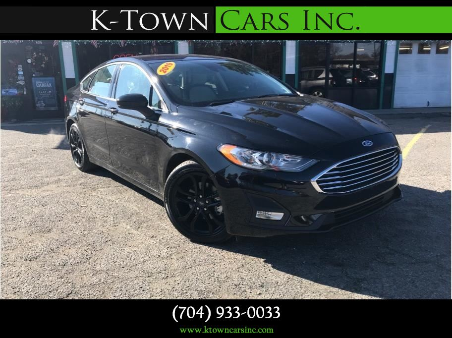 2019 Ford Fusion from K-Town Cars