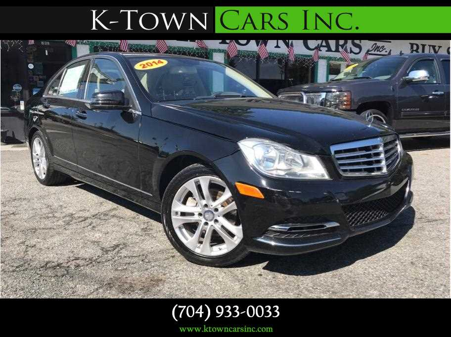 2014 Mercedes-Benz C-Class from K-Town Cars