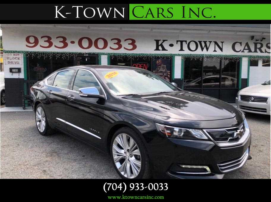 2014 Chevrolet Impala from K-Town Cars