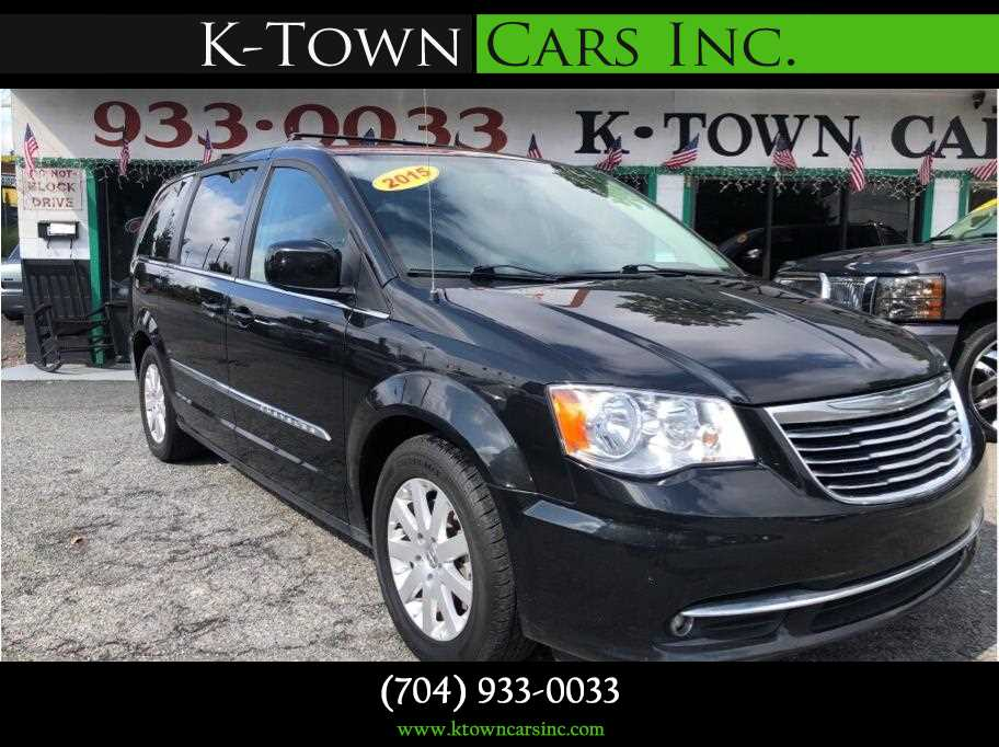 2015 Chrysler Town & Country from K-Town Cars