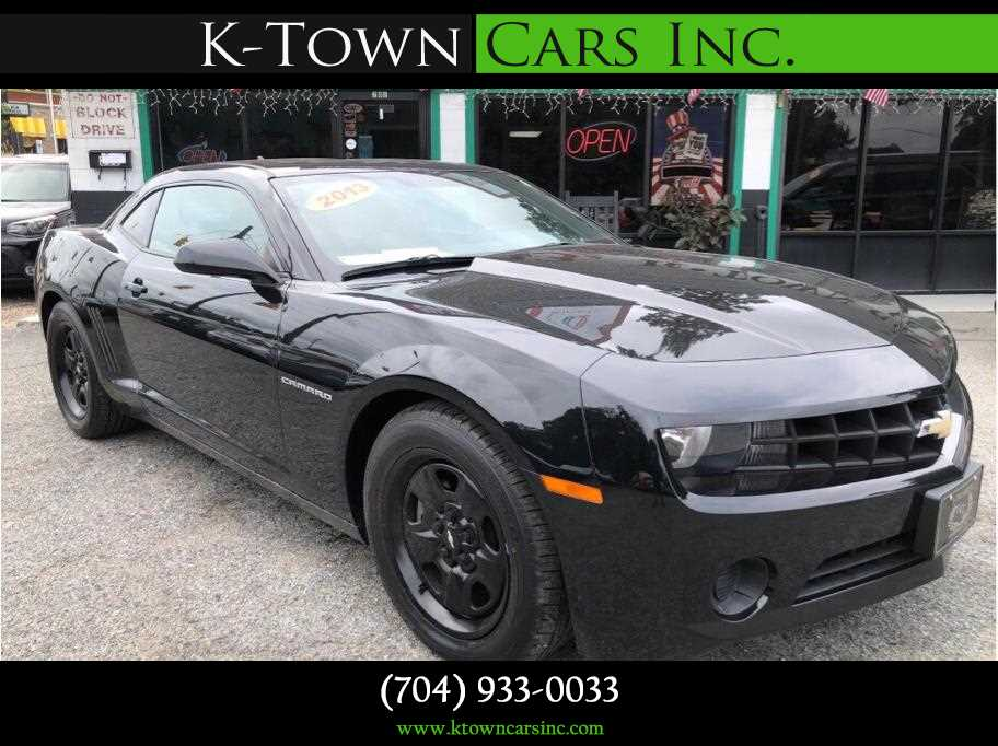 2013 Chevrolet Camaro from K-Town Cars
