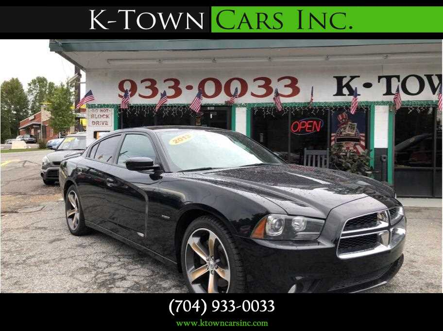 2013 Dodge Charger from K-Town Cars