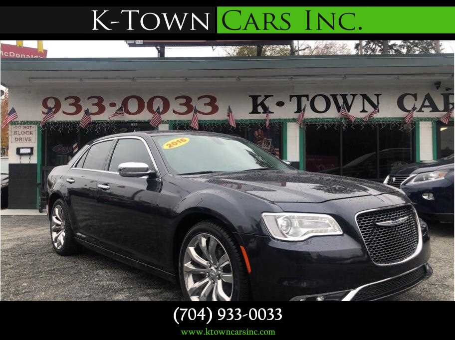 2016 Chrysler 300 from K-Town Cars