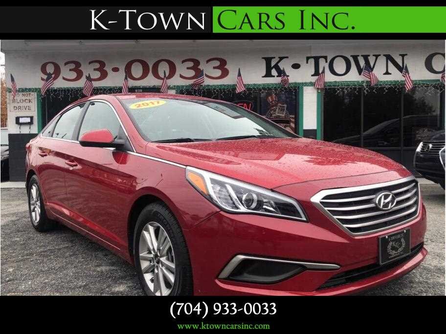 2017 Hyundai Sonata from K-Town Cars
