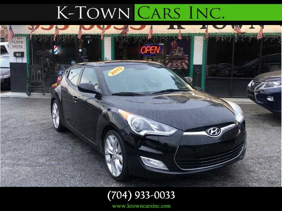 2013 Hyundai Veloster from K-Town Cars
