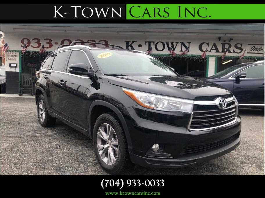 2015 Toyota Highlander from K-Town Cars
