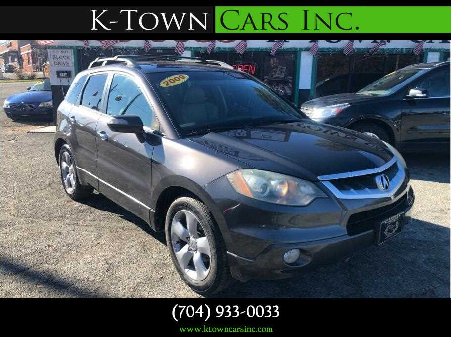 2009 Acura RDX from K-Town Cars