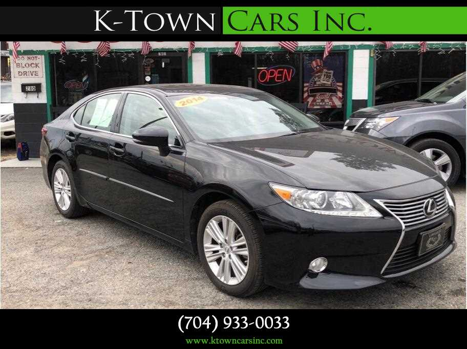 2014 Lexus ES from K-Town Cars