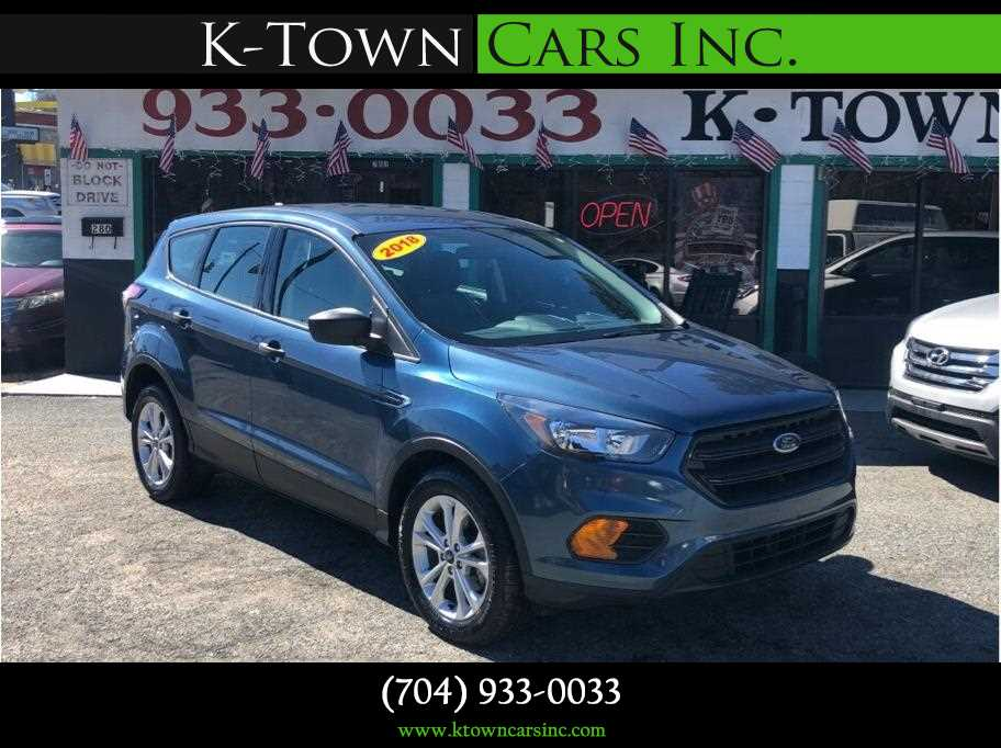 2018 Ford Escape from K-Town Cars