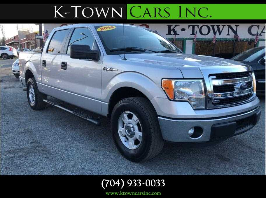 2014 Ford F150 SuperCrew Cab from K-Town Cars