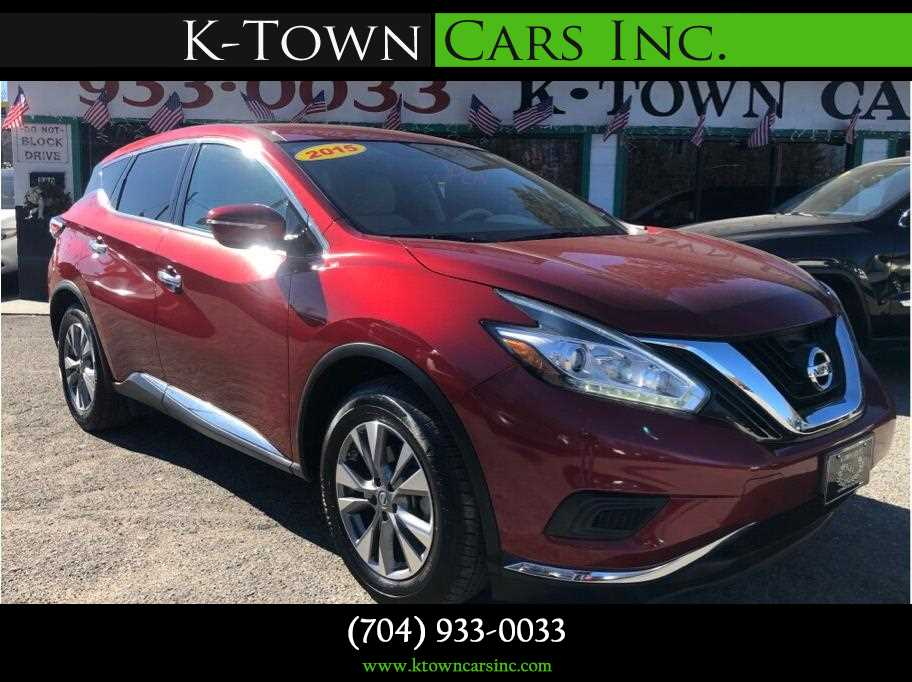 2015 Nissan Murano from K-Town Cars