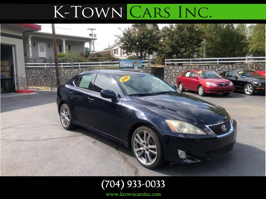 2008 Lexus IS from K-Town Cars