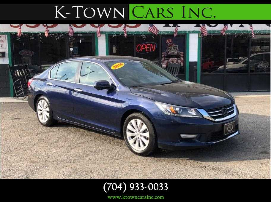 2014 Honda Accord from K-Town Cars