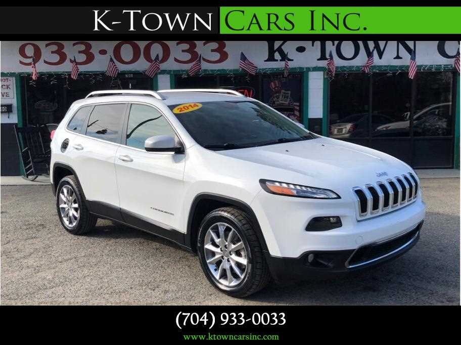 2014 Jeep Cherokee from K-Town Cars