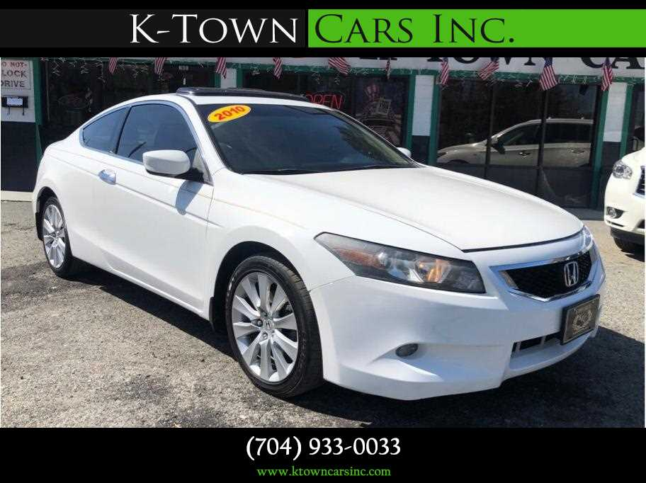 2010 Honda Accord from K-Town Cars
