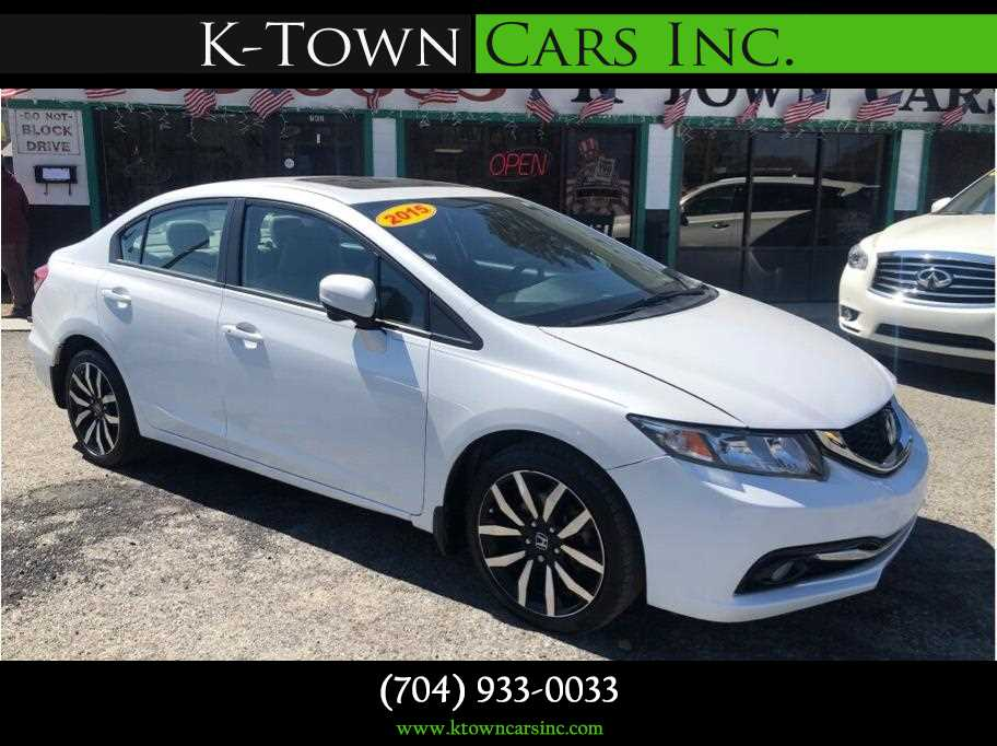 2015 Honda Civic from K-Town Cars