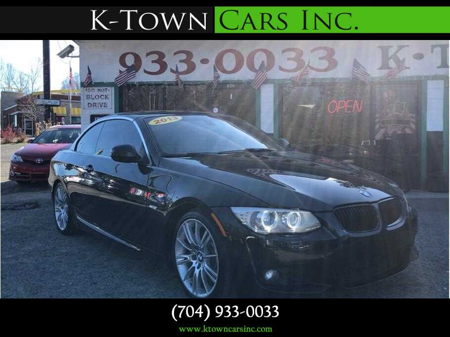 2013 BMW 3 Series from K-Town Cars