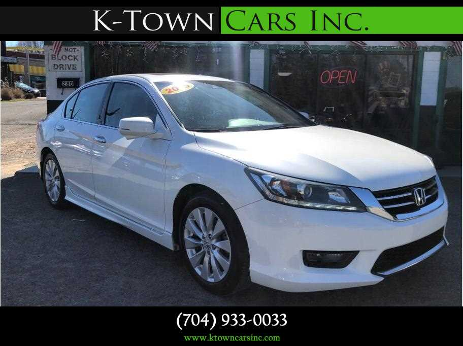 2015 Honda Accord from K-Town Cars