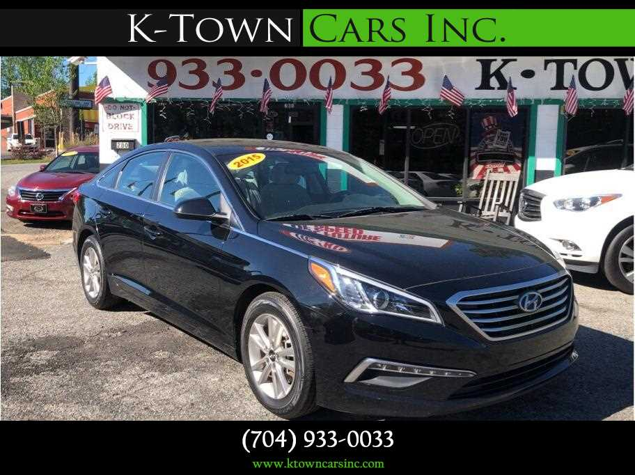 2015 Hyundai Sonata from K-Town Cars