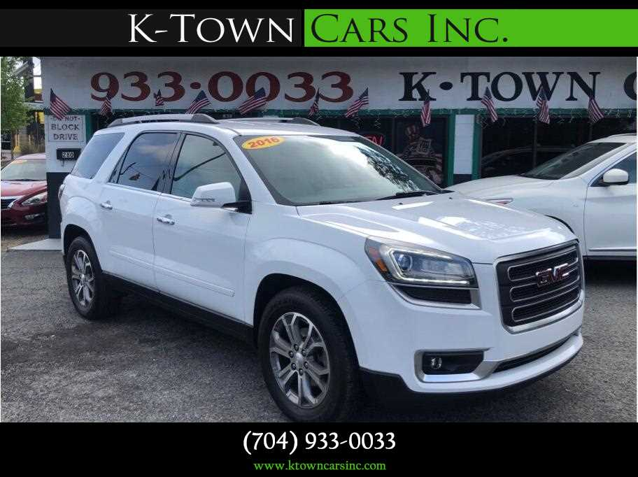 2016 GMC Acadia from K-Town Cars