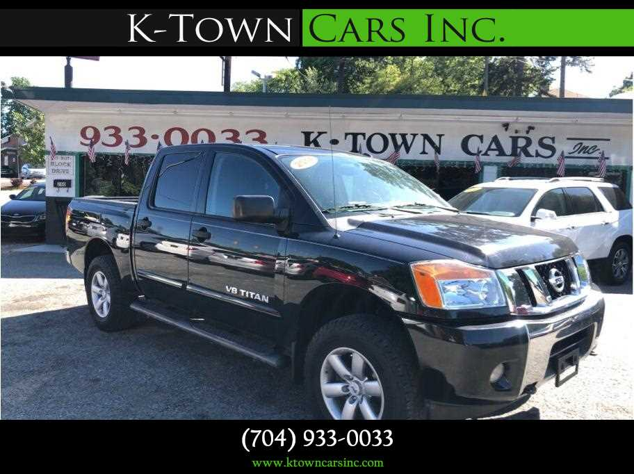 2014 Nissan Titan Crew Cab from K-Town Cars