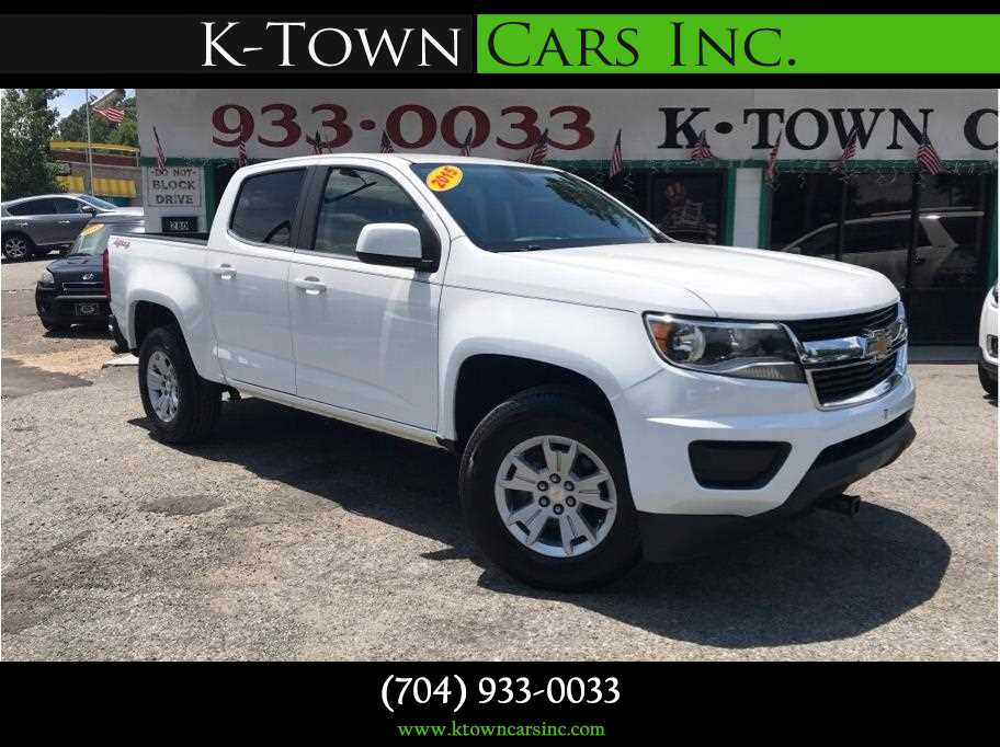 2015 Chevrolet Colorado Crew Cab from K-Town Cars