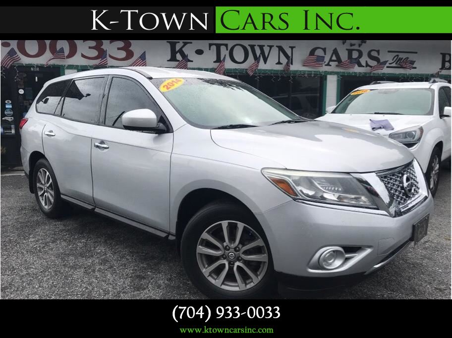 2014 Nissan Pathfinder from K-Town Cars