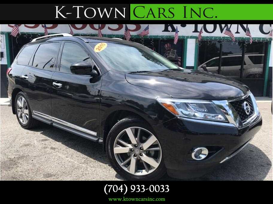 2015 Nissan Pathfinder from K-Town Cars
