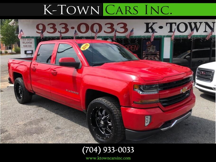 2016 Chevrolet Silverado 1500 Crew Cab from K-Town Cars