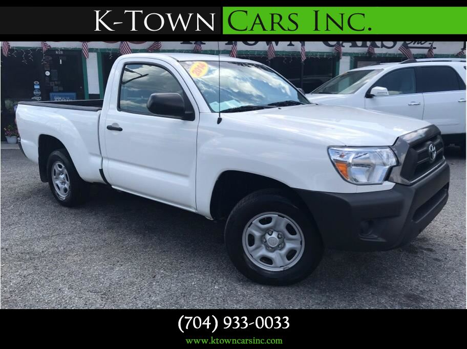 2014 Toyota Tacoma Regular Cab from K-Town Cars
