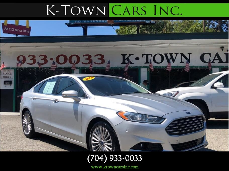 2014 Ford Fusion from K-Town Cars