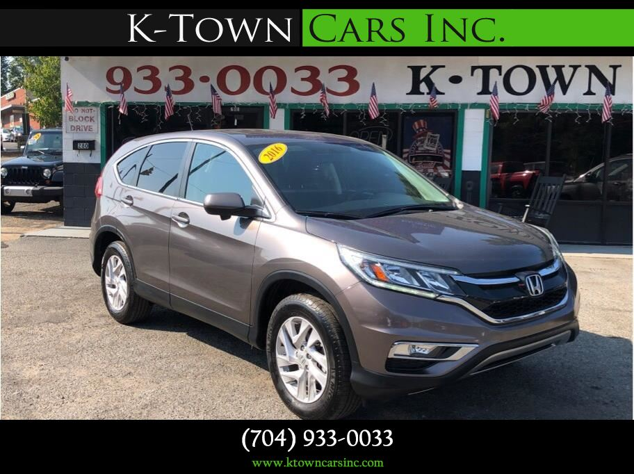 2016 Honda CR-V from K-Town Cars