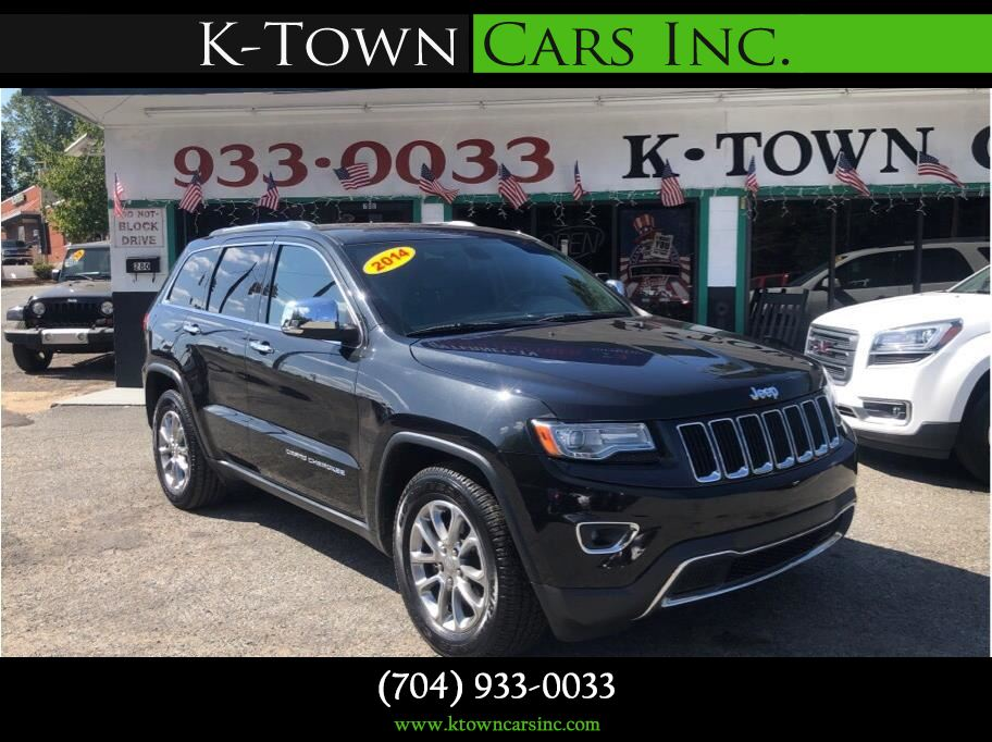 2014 Jeep Grand Cherokee from K-Town Cars