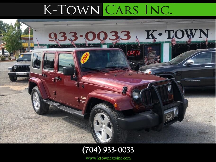 2008 Jeep Wrangler from K-Town Cars