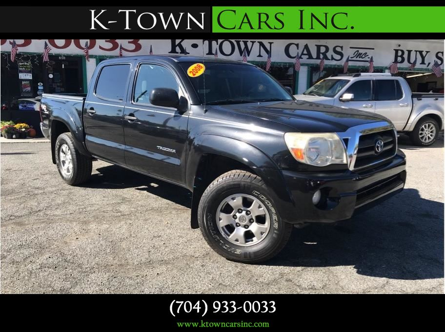 2008 Toyota Tacoma Double Cab from K-Town Cars