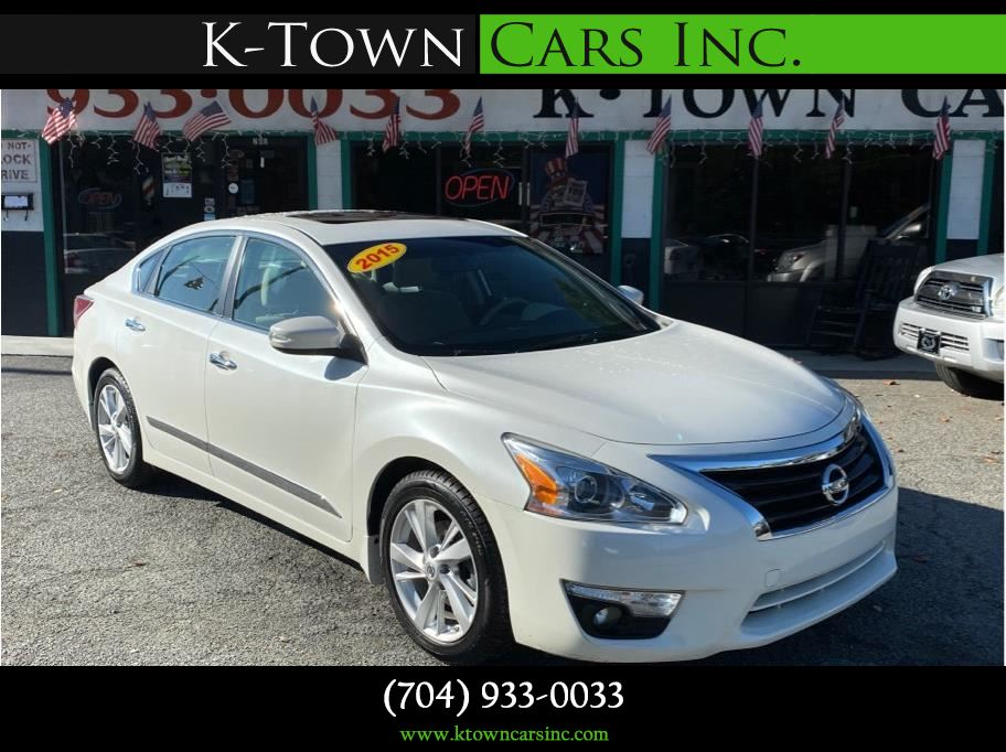 2015 Nissan Altima from K-Town Cars