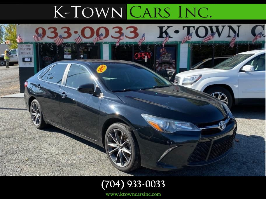 2015 Toyota Camry from K-Town Cars